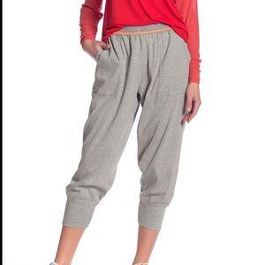 Free People | Jordan Sweatpants Grey/Orange